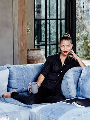 This Is Exactly How to Get Denise Vasi's Striking Old-World Décor Style at Home