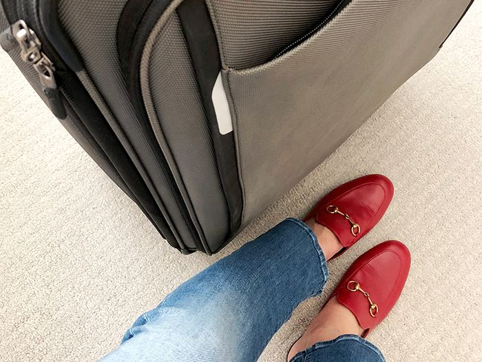 Airport shoes