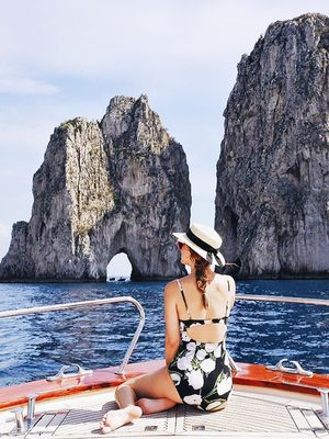 Take a Dip in Crystalline Waters—These Are the Best Things to Do in Capri