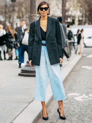 30 Denim Pieces You Can Wear to Most Offices
