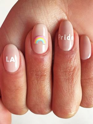 10 Rainbow-Inspired Manis in Honour of the Last 10 Days of Pride Month