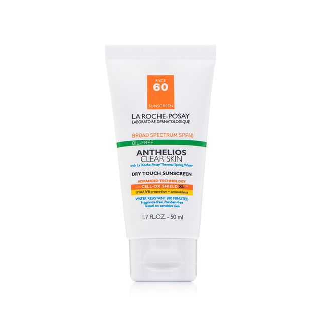 La Roche-Posay Anthelios Tinted Dry Touch Sunscreen