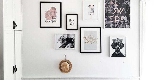 The best places in sydney to buy framed art mydomaine au for Best place to buy art for home