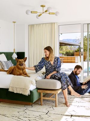 Step Inside Mandy Moore's Truly Jaw-Dropping Pasadena Home