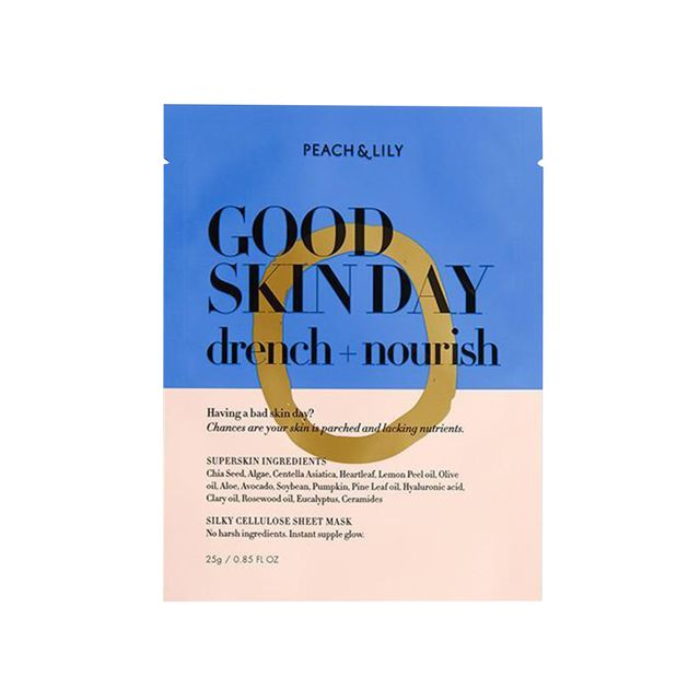 Peach & Lily Goos Skin Day Drench + Nourish Sheet Mask