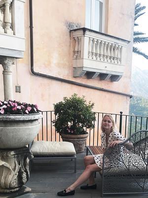 The Suitcase Diaries: How I Found My Italian Alter Ego On the Amalfi Coast