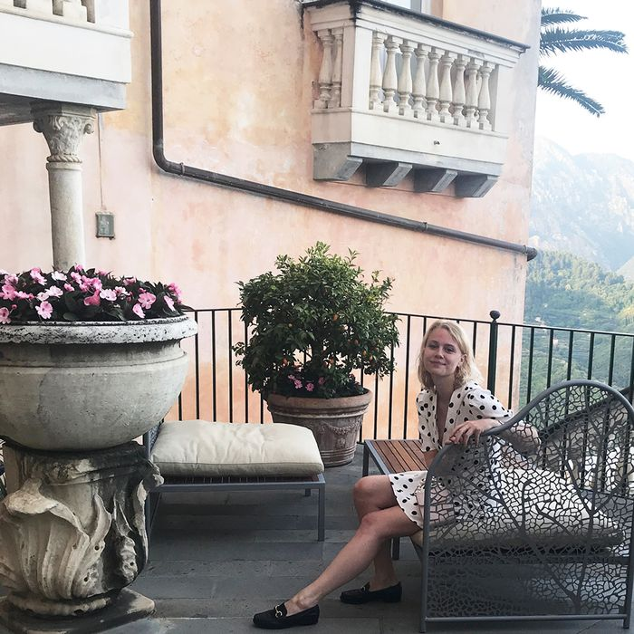 The Suitcase Diaries: How I Found My Italian Alter Ego On the Amalfi Coast