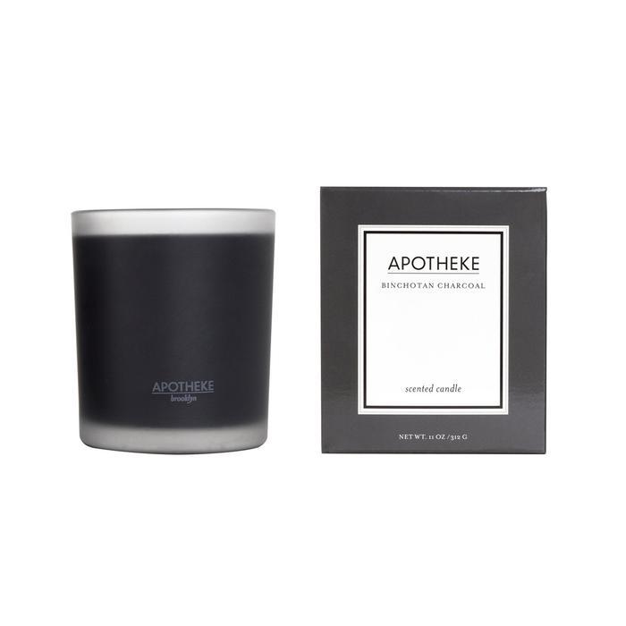 Binchotan Charcoal Candle by Apotheke