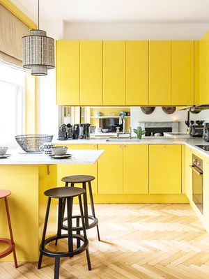 These Are the Best Yellow Paint Colors (According to Trend Reports)