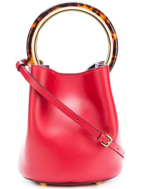 Marni Mini Pannier Bag