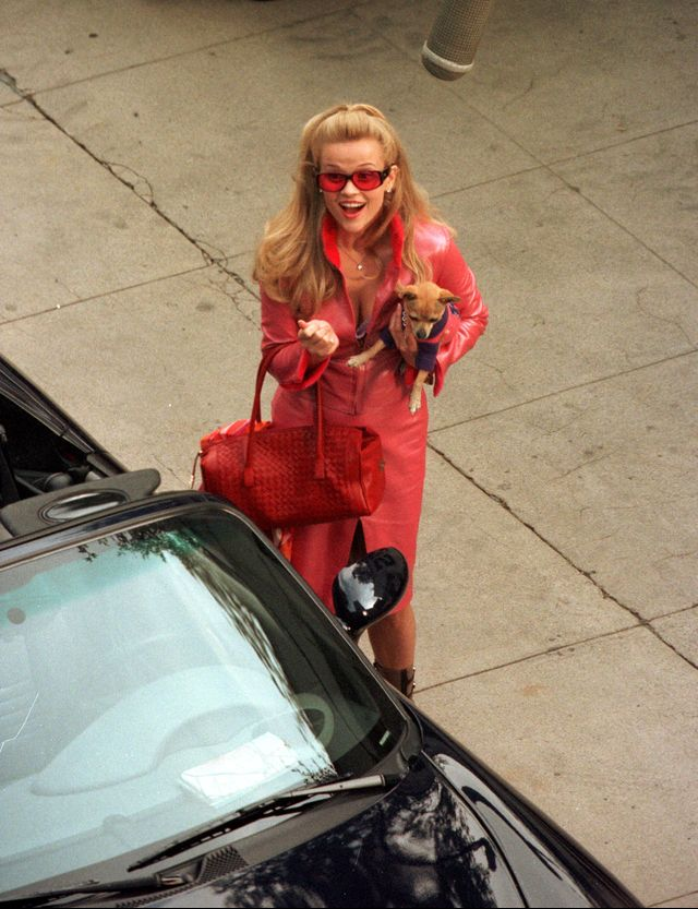legally blonde trends pink sunglasses