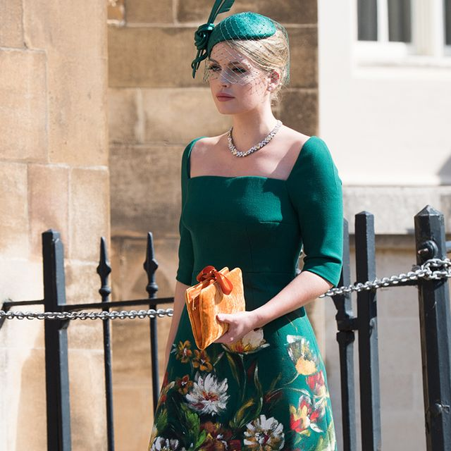 All Young Royals Approve This Dress Trend
