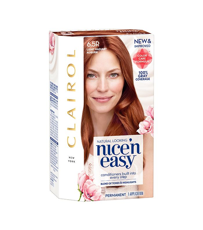 Best At Home Hair Color With Built In Highlights Best Hair Color 2018