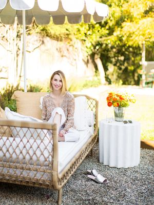 If Our Backyard Looked Like Whitney Port's L.A. Oasis, We'd Never Leave
