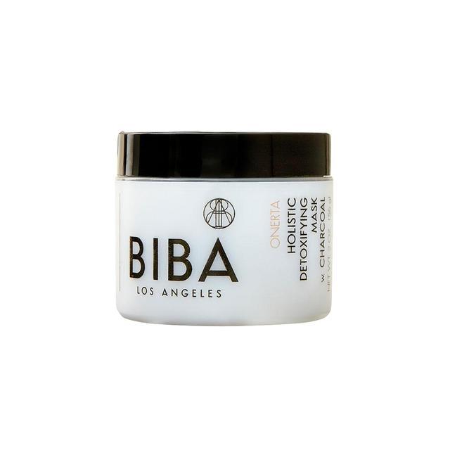 Biba Los Angeles Onerta Holistic Detoxifying Mask W. Charcoal