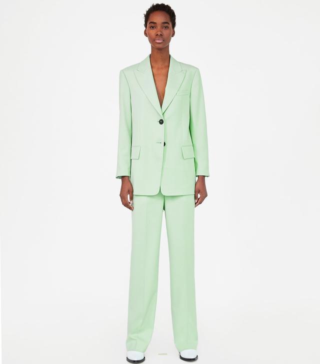 Zara Straight Cut Pants