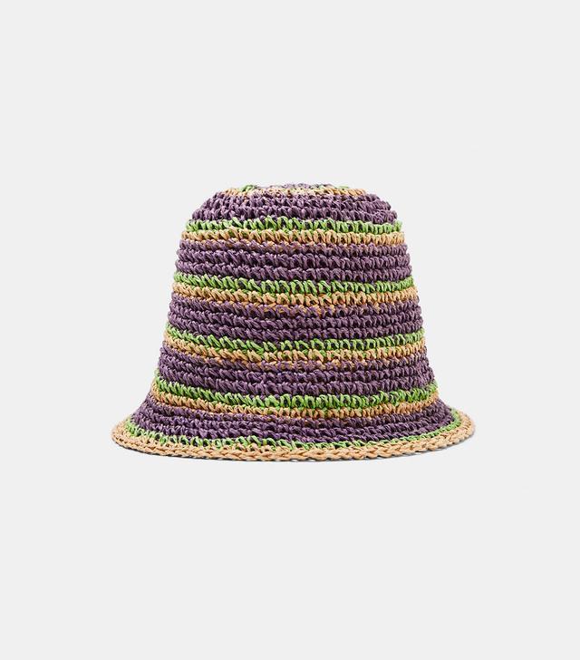 Zara Rustic Crochet Hat