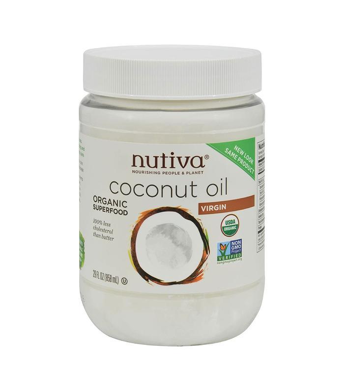 Organic Virgin Coconut Oil by Nutiva