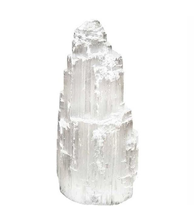 The Chrysalis Stone Selenite Skyscaper