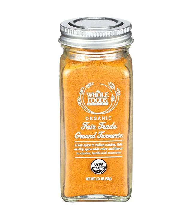 Whole Foods Fair Trade Ground Turmeric