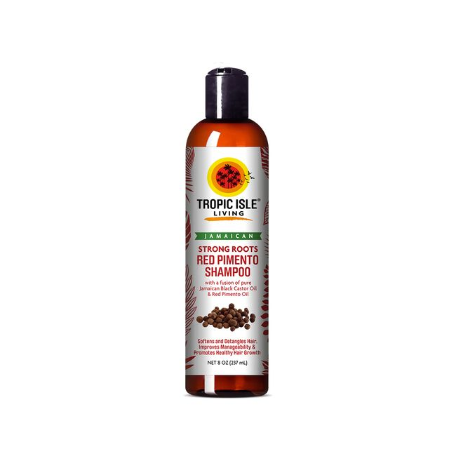 Tropic Isle Living Red Pimento Shampoo and Conditioner Pack
