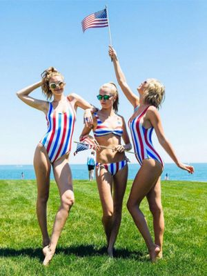 Reminder: What Taylor Swift Wore to Her Famous 4th of July Parties