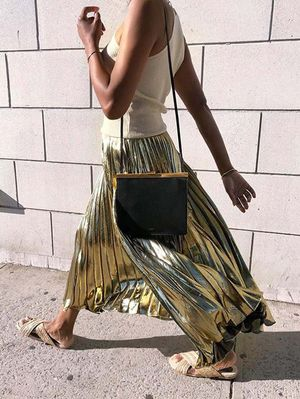 How to Style Maxi Skirts, No Matter Your Height