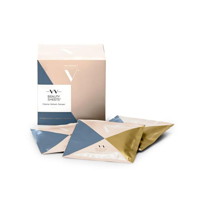 VV Beauty Sheets by The Perfect V