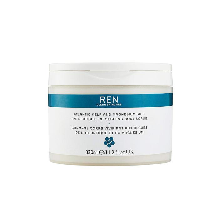 Atlantic Kelp and Magnesium Salt Anti-Fatigue Exfoliating Body Scrub by Ren