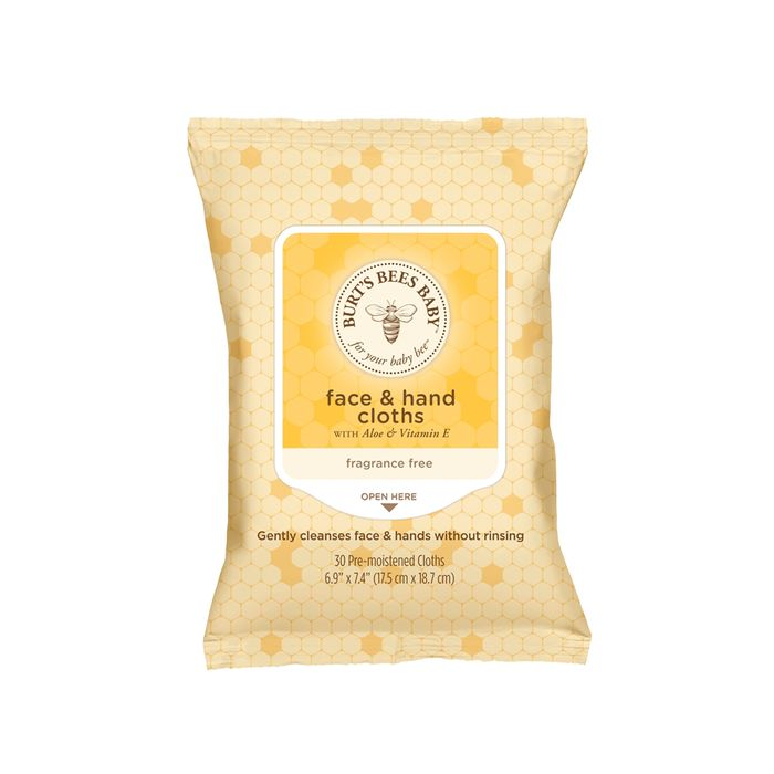 Baby Face & Hands Cloth by Burt's Bees