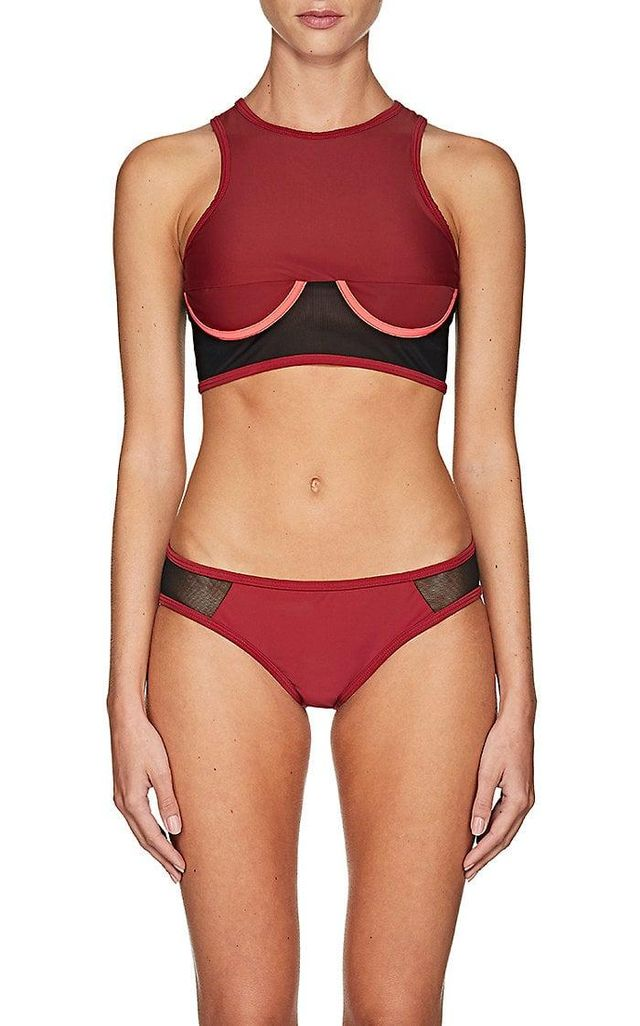 Women's Racer Bikini Top