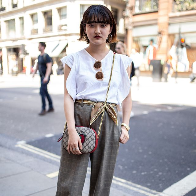 How London's Most Stylish Are Dressing for This Crazy Heatwave