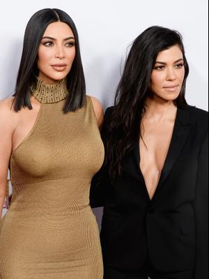 Kim & Kourtney Kardashian Both Use This Classic $20 Moisturizer