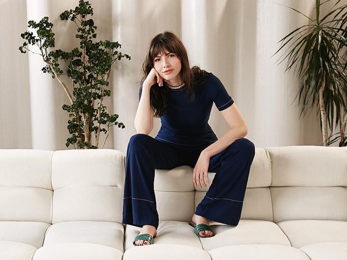 Slow-Fashion Movement Kat Collings