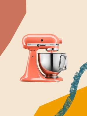 Run, Don't Walk: Williams Sonoma Is Selling KitchenAid Mixers for Up to 55% Off