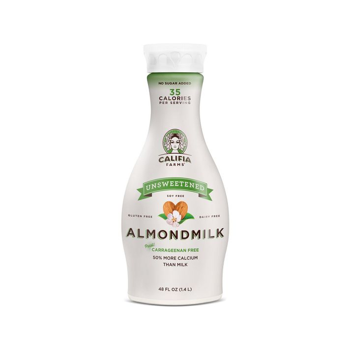 Unsweetened Almond Milk (Pack of 2) by Califia Farms