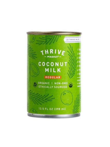 Organic Coconut Milk by Thrive