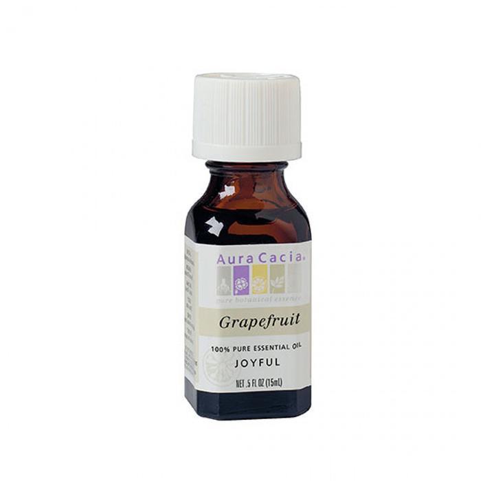 Grapefruit Essential Oil by Aura Cacia