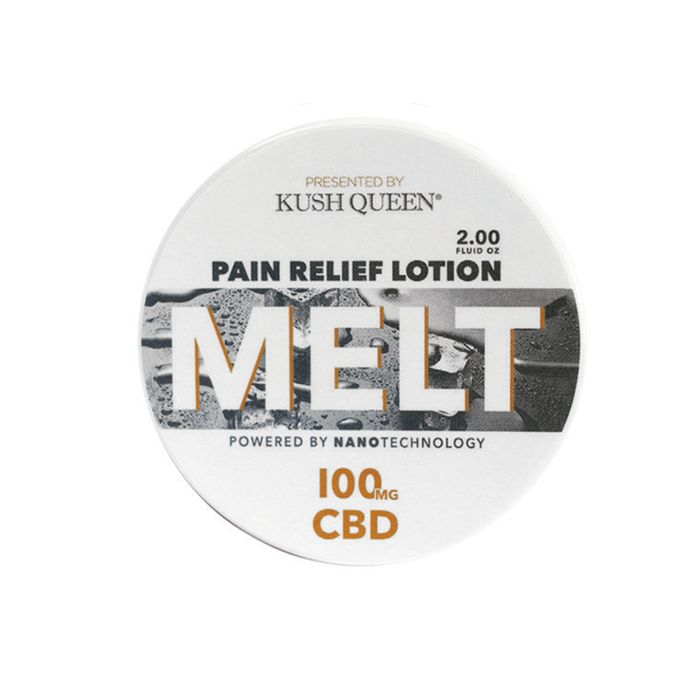 Melt CBD Pain Relief by Kush Queen