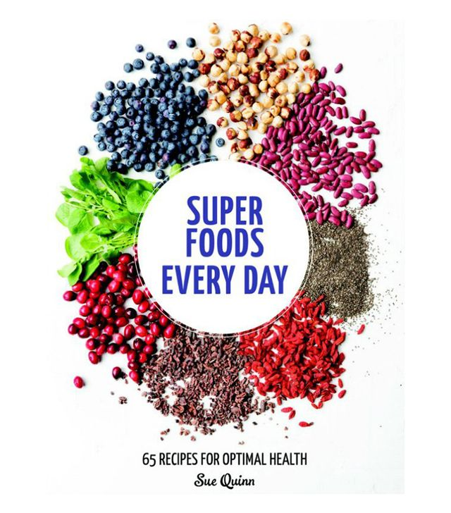 Sue Quinn Super Foods Every Day