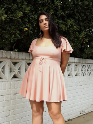 18 Ways to Style a Pink Dress for Summer