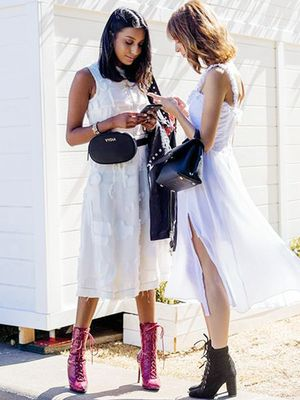 10 Ways to Wear a White Dress This Summer