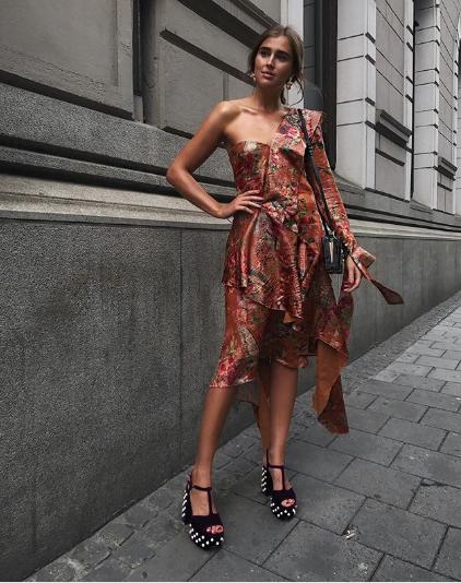 Platform Sandal Outfits of the Summer