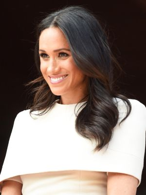 Meghan Markle Just Wore the Chicest Version of Thongs