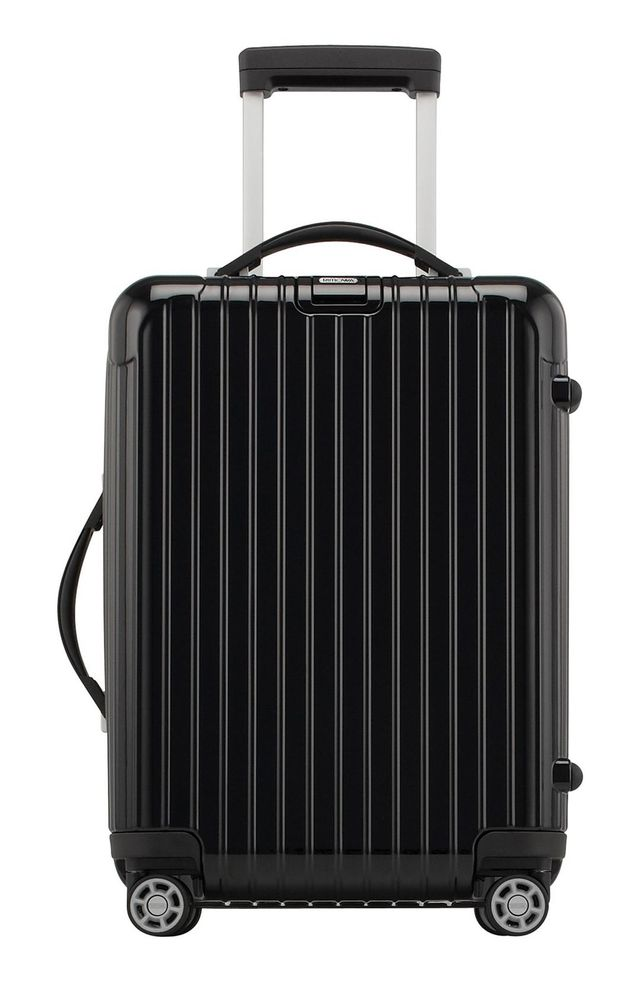 Rimowa Salsa 22-Inch Deluxe Cabin Multiwheel Carry-On - Blue