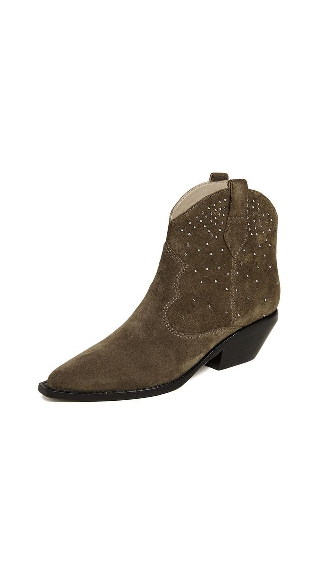 Tira Point Toe Boots