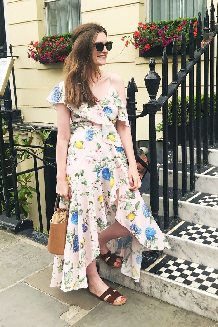 Emma Spedding in OWNTHELOOK.COM