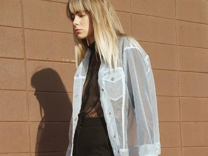 5 Practical Ways to Style the Sheer Top Trend
