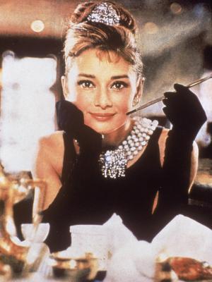 Audrey Hepburn's Breakfast at Tiffany's Dress Got a 2018 Update in Paris