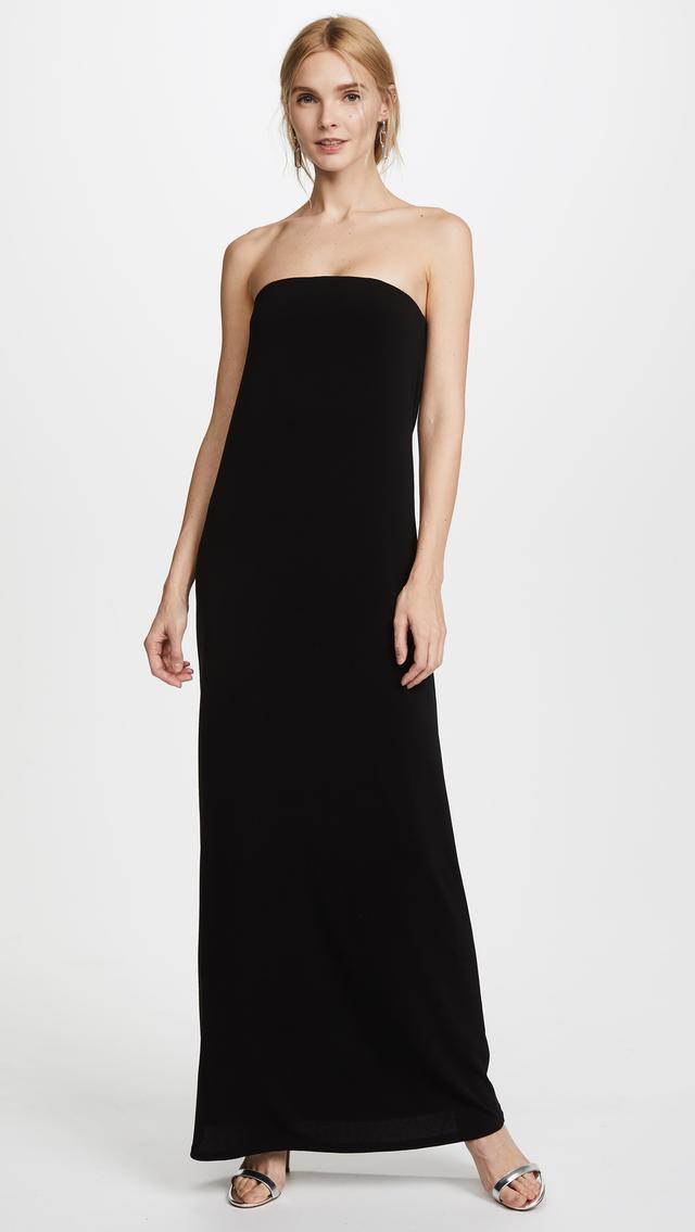 Adette Cowl Back Dress